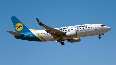 UR-GBA - Boeing 737-36N - Ukraine International Airlines