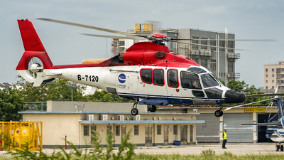 B-7120 - Eurocopter EC 155B1 Kocoglu - Citic Offshore Helicopter Co. Ltd