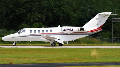 N21RA - Cessna 525A CitationJet 2 - Private