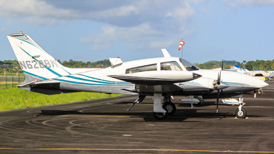 N628BW - Cessna 310R - Private