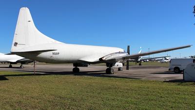 N581P - Convair CV-580 - Air Tahoma