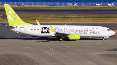 JA812X - Boeing 737-86N - Solaseed Air