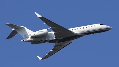 N526GX - Bombardier BD-700-1A10 Global 6000 - Private