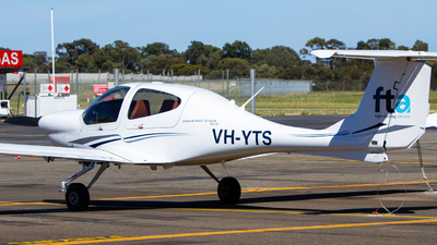 VH-YTS - Diamond DA-40 Diamond Star XLS - Flight Training Adelaide