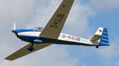 D-KOJB - Scheibe SF.25C-TL Rotax-Falke - Private