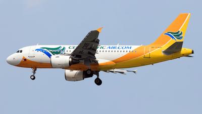 RP-C3195 - Airbus A319-111 - Cebu Pacific Air