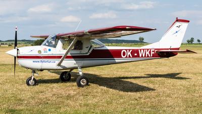 A picture of OKWKF - Cessna 150 - [15066672] - © Milan Cibulka