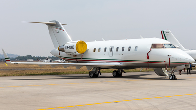 XB-NWD - Bombardier CL-600-2B16 Challenger 605 - Mexico - Government