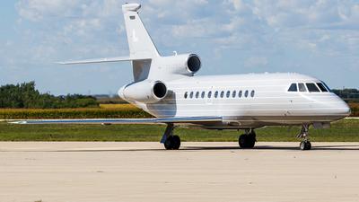 N900SJ - Dassault Falcon 900EX - Private