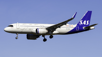 A picture of SEROH - Airbus A320251N - SAS - © Theo Möhle