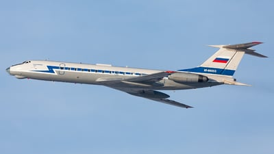 RF-66053 - Tupolev Tu-134AK - Russia - Air Force