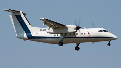 A picture of P2NAZ - De Havilland Canada Dash 8100 -  - © Fabian Zimmerli