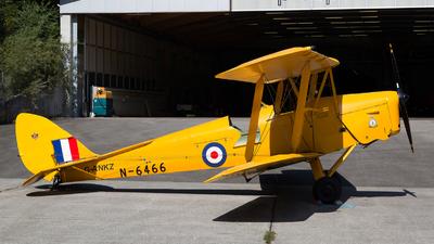 A picture of GANKZ - De Havilland DH82 Tiger Moth - [3803] - © Fabian Zimmerli