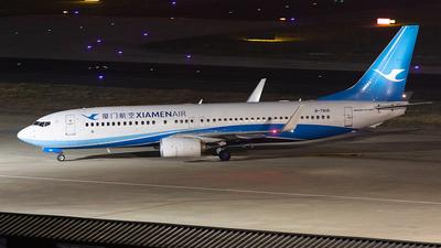 B-7816 - Boeing 737-85C - Xiamen Airlines