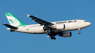 A picture of EPMNP - Airbus A310304 - Mahan Air - © JG_Taro