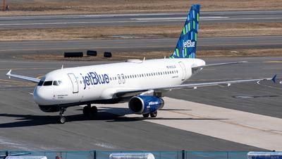 A picture of N593JB - Airbus A320232 - JetBlue Airways - © OCFLT_OMGcat