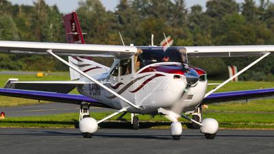 D-ESMB - Cessna 182T Skylane - Private