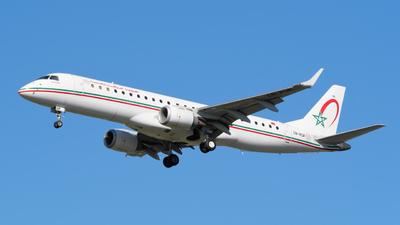 CN-RGR - Embraer 190-100IGW - Royal Air Maroc (RAM)