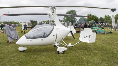 CX-BXU - AutoGyro Europe Calidus - Private