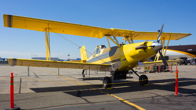 N6596K - Grumman G-164C Ag-Cat - Private
