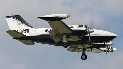 N414NW - Cessna 414 Chancellor - Private