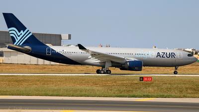 EI-GFD - Airbus A330-223 - Aigle Azur