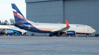 A picture of VPBSB - Boeing 7378MC - Aeroflot - © David_Vlasov