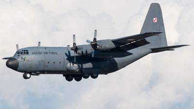 1502 - Lockheed C-130E Hercules - Poland - Air Force