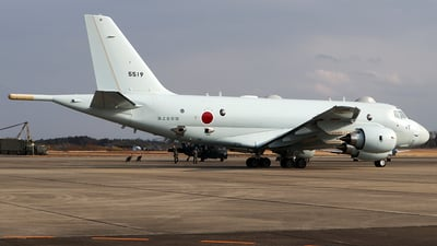 5519 - Kawasaki P-1 - Japan - Maritime Self Defence Force (JMSDF)
