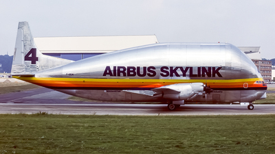 F-GEAI - Aero-Spacelines 377SGT Super Guppy - Airbus Skylink
