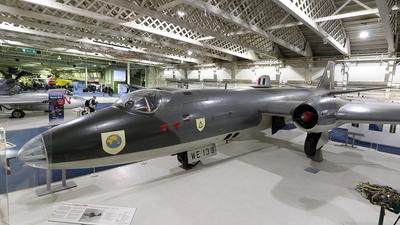 WE139 - English Electric Canberra PR.3 - United Kingdom - Royal Air Force (RAF)