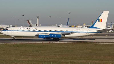 YR-ABB - Boeing 707-3K1C - Romavia