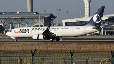 B-5546 - Boeing 737-86N - Shandong Airlines