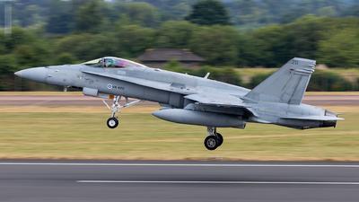HN-426 - McDonnell Douglas F/A-18C Hornet - Finland - Air Force