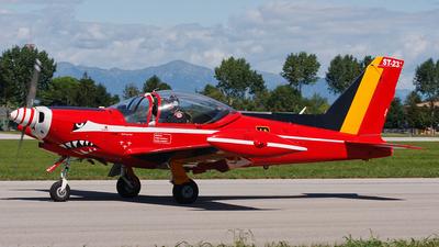 ST-23 - SIAI-Marchetti SF260M - Belgium - Air Force