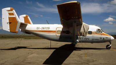 EX-28729 - PZL-Mielec An-28 - Kyrgyzstan Airlines