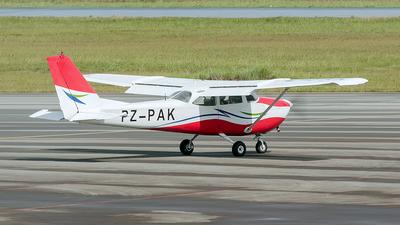 PZ-PAK - Cessna 172F Skyhawk - Private