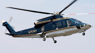 N761NY - Sikorsky S-76D - United States - New York State Police