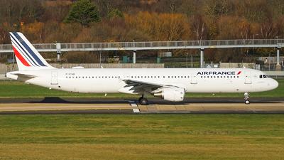 F-GTAD - Airbus A321-212 - Air France
