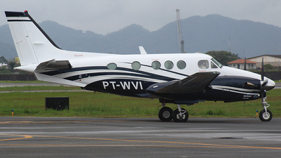 PT-WVI - Beechcraft C90A King Air - Private