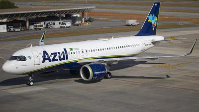 A picture of PRYRN - Airbus A320253N - Azul Linhas Aereas - © gabriel_aqa