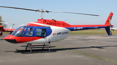 D-HIPY - Bell 206B JetRanger III - Air Lloyd