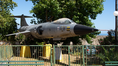 32724 - Lockheed F-104G Starfighter - Greece - Air Force