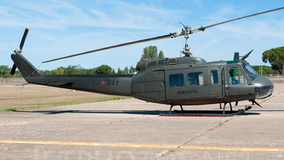 MM80718 - Agusta-Bell AB-205A-1 - Italy - Army