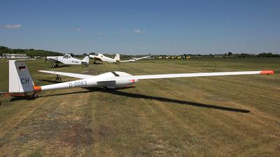D-0083 - Rolladen-Schneider LS-3 - Private