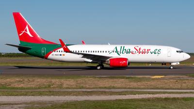 A picture of ECMUB - Boeing 73786J - AlbaStar - © Varani Ennio