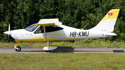 A picture of HBKMU - Tecnam P2008JC - [1107] - © Alexandre Fazan