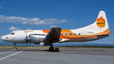 N5808 - Convair CV-580 - Aspen Airways