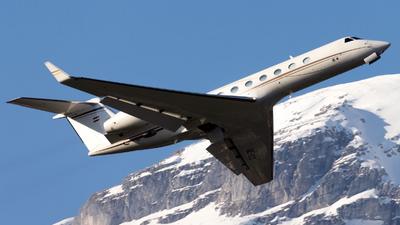 OE-IGO - Gulfstream G550 - MJet