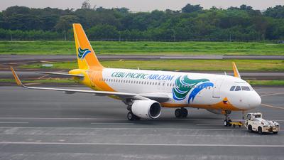 RP-C4103 - Airbus A320-214 - Cebu Pacific Air